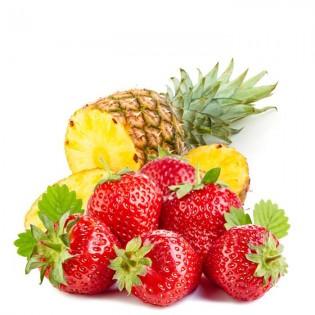 Pinapple & Strawberry